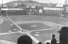 crosley field; cincinnati's entry into major league baseball's classic, historic ballparks