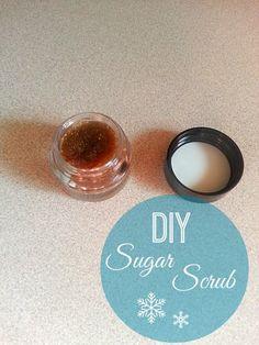 love ♥ kate: DIY Sugar Scrub