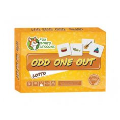 Lotto Odrzuć Jeden - Lekcje Liska Boni // Lotto Odd One Out- Fox Boni's Lessons