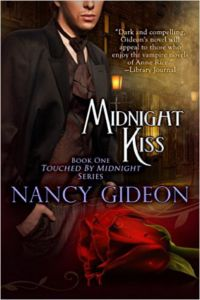 Midnight Kiss, Paranormal Romance by Nancy Gideon