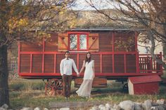 Gipsy inspired wedding shooting, in South of France. Photo by Reego Photographie