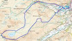 Striding Edge | Helvellyn from Glenridding walk | Lake District walk | Lake District (Cumbria) Walks | Walking Guide