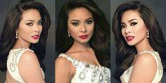 Maxine Medina, Miss Universe Philippines, Locs, Angel, Goddess Braids, Braided Pigtails, Angels