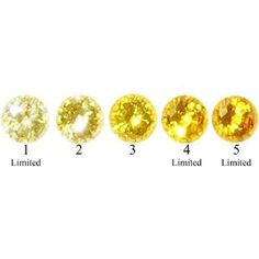 items that are the color yellow | Yellow Sapphire Engagement Rings with Diamonds: Antique to Modern