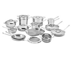 http://www.williams-sonoma.com/products/all-clad-d5-stainless-steel-27-piece-cookware-set/?pkey=ccookware-sets&   All-Clad d5 Stainless-Steel 27-Piece Cookware Set   $2,799.95