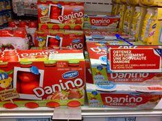 Voulez-vous goûter aux nouveaux yogourts de Danone et payer juste 50% du prix du producteur? Lisez ci-dessous comment le faire.