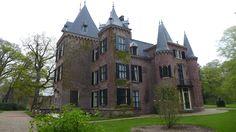сказочный замок в Голландии