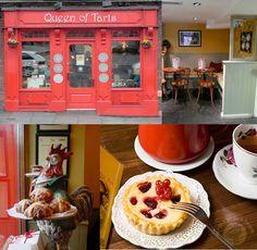 Queen of Tarts. Dublin, Ireland.