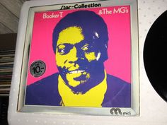 Booker T. & The MG s  - Star-Collection, Lp nm