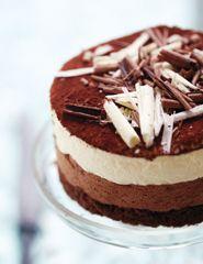 Meine Wahl für ein besonderes Weihnachtsdessert. Erstaunt war ich, wie einfach die Torte anzufertigen war. …