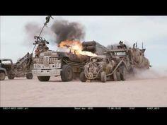 Fury Road - Crash and Smash