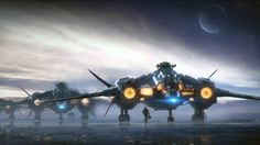 Star Citizen Jet Fighter Sci-Fi Game Wallpaper