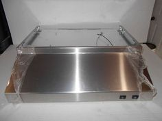 "*20"" STAINLESS STEEL 12 VOLT STOVE RANGE HOOD DUCTLESS SLOPE FAN LIGHT RV in eBay Motors, Parts & Accessories, RV, Trailer & Camper Parts 