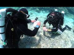 megalodon ccr diver training in cyprus with rebreather instructor Peter Crane  https://www.scubatechdivers.com