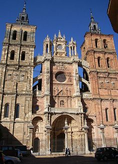 Catedral de Astorga - León -