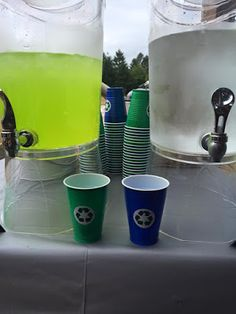 Garbage Truck Themed Party!  Food Ideas. Pic 3 of 17