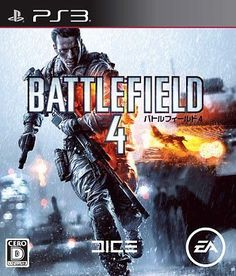 (Used) PS3 Battlefield 4 [Import Japan]((Free Shipping))