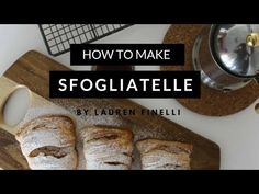 Here's how to make one of the most complicated Italian pastries. Recipe is in the description! Sfogliatelle Recipe, Italian Pastries, Bread, Make It Yourself, Baking, Recipes, Italy, Food, Youtube