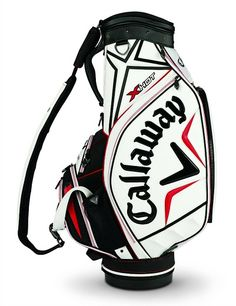 The Callaway X Hot Tour Cart Bag gives you tour proven performance. This is the same staff golf bag used by many Callaway Staff professionals. Get yours today at GolfCircuit.com!