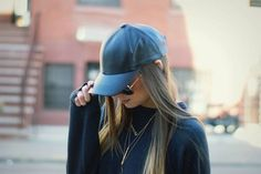 Brooklyn Shares  #Leather #Hats with Danielle Bernstein