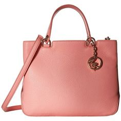 MICHAEL Michael Kors Pink Annabelle Convertible Tote