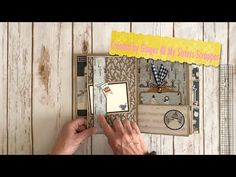 Winter Collection, Scrapbooks, Mini Albums, Cardmaking, Card Stock, Craft Projects, Sisters, Paper Crafts, Make It Yourself