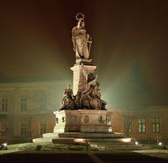 Statue Of liberty, Arad, Romania