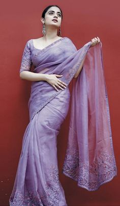 WhatsApp on 9496803123 to customise your handcrafted wedding attire exclusively designed for your special day. Book your appointment now. Trendy Sarees, Stylish Sarees, Fancy Sarees, Party Wear Sarees, Cotton Saree Designs, Half Saree Designs, Saree Blouse Neck Designs, Salwar Designs, Dress Designs