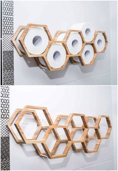 Bathroom decor, Bathroom decoration, Bathroom DIY and Crafts, Bathroom Interior design Diy Casa, Bathroom Organization, Household Organization, Diy Furniture, Handmade Wood Furniture, Coaster Furniture, Space Saving Furniture, Furniture Covers, Classic Furniture