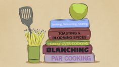 Most of us learn to cook through trial and error, the Food Network, or being forced to feed ourselves when no one else will do it. So naturally, no one's born knowing how to sauté chicken, or blanch vegetables. Here are some basic (but useful) cooking techniques chefs use every day, but the rest of us rarely pick up.