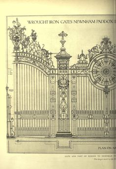 English ironwork of the XVIIth and XVIII centur...