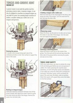 FJK Tongue and groove joint suite p.28