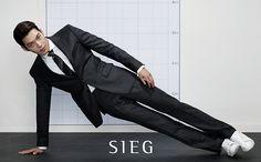 Kim Woo Bin - Sieg F / W 2014