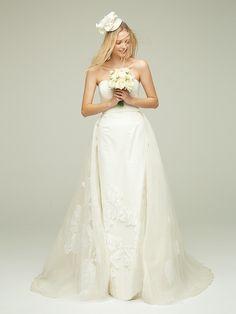 [キャロリーナ・ヘレラ]日本の花嫁にもベストフィットするおしゃれデザイナーズドレスBest12☆   ウエディング   25ans(ヴァンサンカン)オンライン