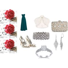"""An Evening at the Opera"" by jeanstapley on Polyvore"