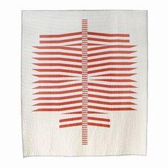 Meg Callahan--geometric handmade quilts