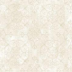 VIR98235 Milk Crystal Medallion Texture - Aubrey - Virtuoso Wallpaper by Chesapeake