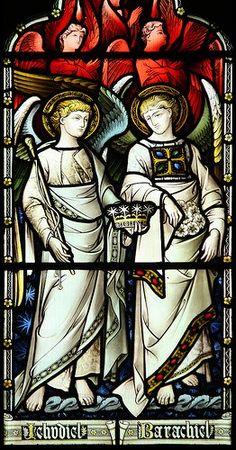 Archangel News: Archangels St. Jhudiel and St. Barachiel