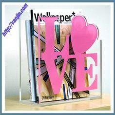 Acrylic magazine holders products, buy Acrylic magazine holders products from vanjin
