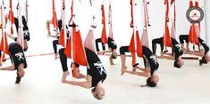 puerto rico yoga Air Yoga, Pilates Video, Pilates Workout, Suspension Training, Aerial Yoga, Yoga Teacher Training, Art Therapy, Body, Teachers