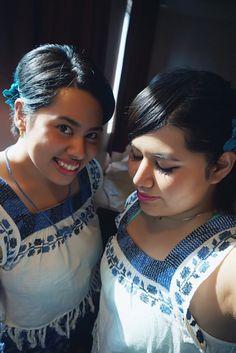 Aisha Sato and Amina Hatfield