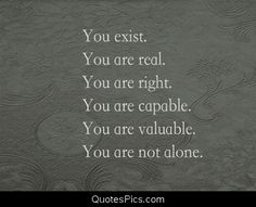 you are not alone quotes - Google Search