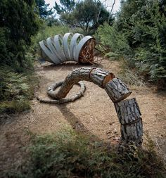 """Saatchi Online Artist: Robbie Rowlands; Mixed Media, Sculpture """"Fell for Silo"""""""
