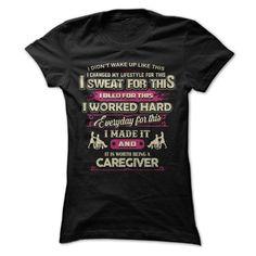 Caregiver T-Shirts, Hoodies. SHOPPING NOW ==► https://www.sunfrog.com/LifeStyle/Caregiver-Shirt.html?id=41382