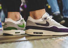 Patta x Nike Air Max 1 (by schuhspannerblog)