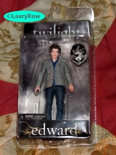 Figurine Robert Pattinson (Edward Cullen).