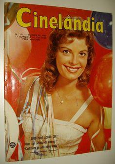 Revista Cinema Filmes Propaganda Antiga Anos 50 Cinelandia - R$ 35,00 no MercadoLivre