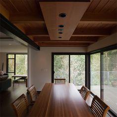remash:  treehouse | dining ~ erich remash architect