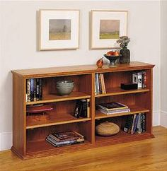 Long Bookcase 2