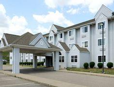 Microtel Inn & Suites by Wyndham Pittsburgh in Pittsburgh, Pennsylvania